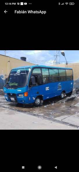 Buseta urbana