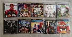 Ps3 video juegos