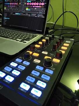 TRAKTOR KONTROL X1 - CONTROLADOR DJ - NATIVE INSTRUMENTS