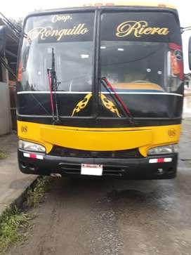Vendo Bus con linea