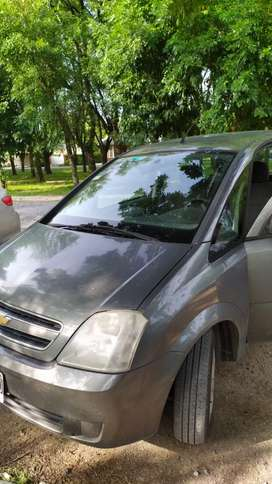 Vendo Meriva gl plus Gnc impecable