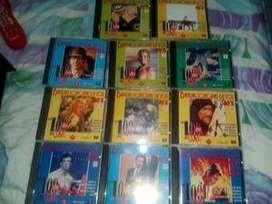 VENDO CDS BANDAS SONORAS DE PELICULAS
