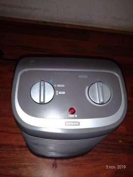 Vendo Calefactor Samurai Instant Comfort Compact Calefacción potente graduable y silenciosa