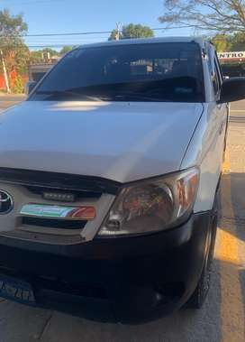 Toyota hilux 2007 aire y power nitido
