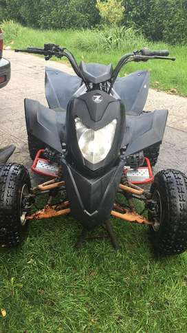 cuatriciclos zanela 200cc 2011 y Phanter 250 2011
