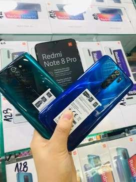 Xiaomi redmi note 8 pro 128gb nuevo