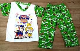 Pijamas para niña y niño