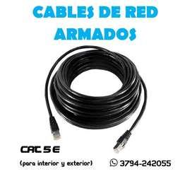 Cables de RED Armados