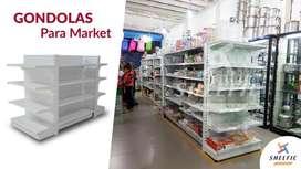 Gondolas metalicas para minimarkets