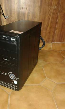 Vendo Cpu Sony