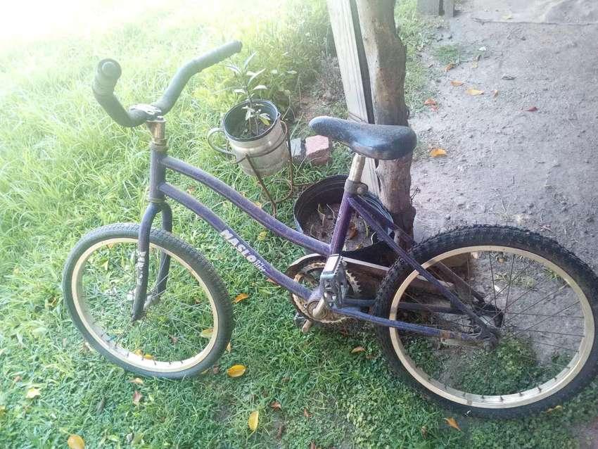 Bicicleta de niña 0