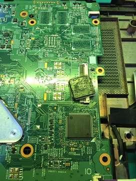 Reparacion de portatiles a nivel electronico (Lenovo, Hp, Dell, Asus, Samsung, Apple)