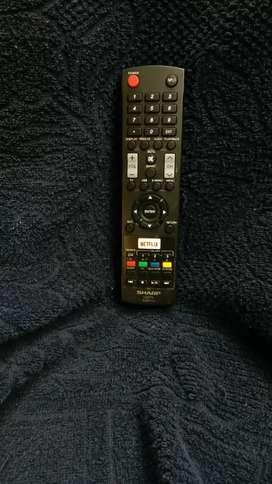 Control para tv Sharp smart