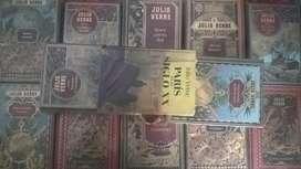 Libros de Julio Verne (De editorial Hetzel)estado 08/10