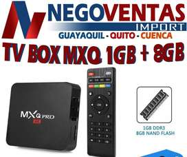 TV BOX MXQ PRO 1G X 8