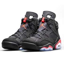 Jordan Retro 6 Infrared Nike