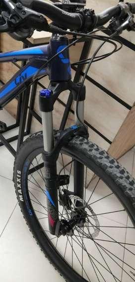Bicicleta Liv Embolden 2 (modelo 2017).