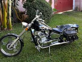 Vendo moto Regal Raptor