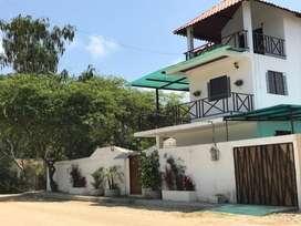 Alquiler/ Renta casa vacacional en Avistamiento de Ballenas Ayangue para 10 personas, Santa Elena