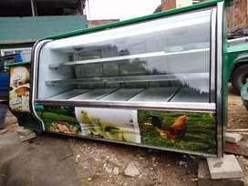 Se vende hermoso refrigerador