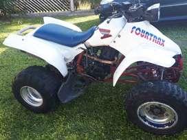 Honda Fourtrax 200cc Buen estado
