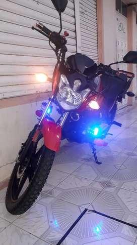 Moto axxo 150cc