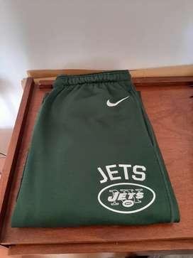 Jogging pantalón NFL Nike NY JETS talle L LEER DESCRIPCION!!!