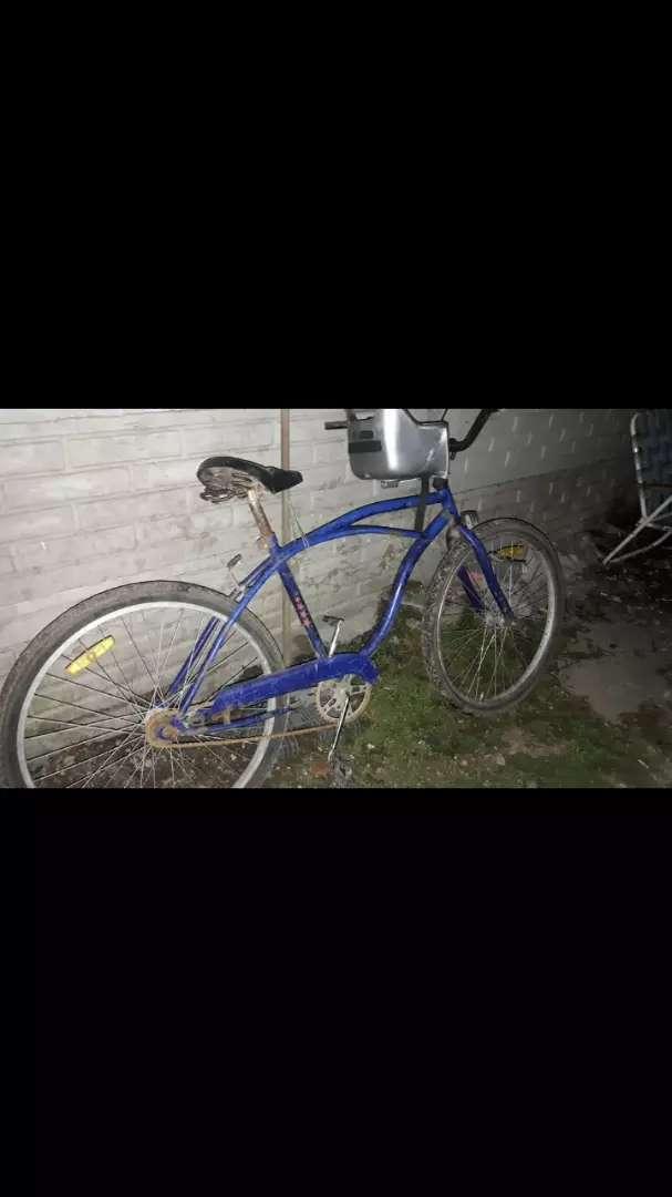 """Bici playera"" freno contra pedal rodado 26 0"