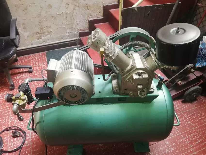 Compresor industrial 0