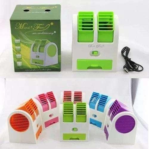 Mini Aire Acondicionado Portatil Mini Fan