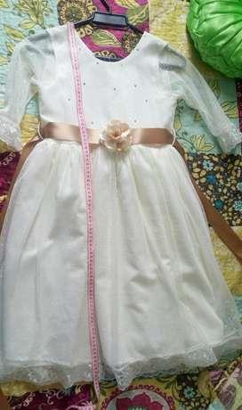 Vestido Niña Talla 14