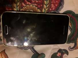 Vendo s5 mini negociable