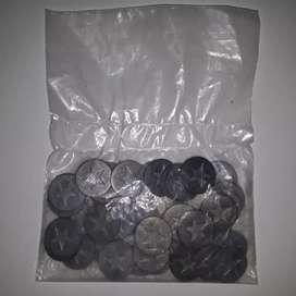 Moneda estrella x 38 unidades