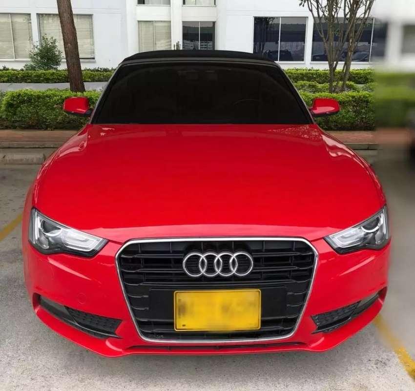 Audi A5 cabrio 0