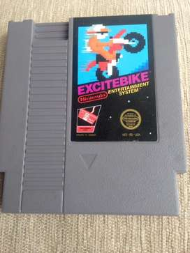 Video juego NINTENDO EXCITEBIKE original