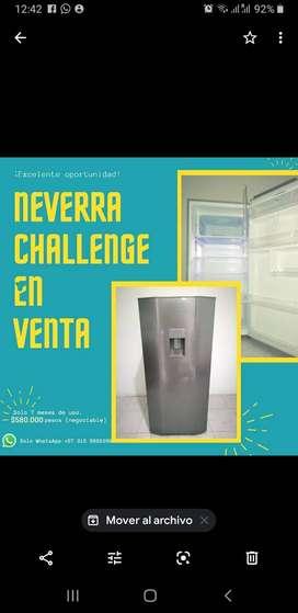 Nevera challenger 223litros