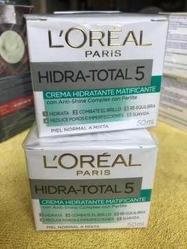 Crema Hidratante Hidratotal 5 piel normal