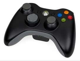 Control Alambrico Usb Juegos Pc Compatible Con Xbox 360