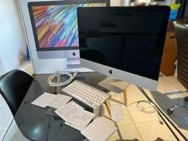 iMac Retina 4k, 21,5-inch, 2017 Fusion Drive