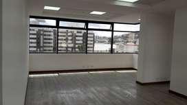 Oficina de 112 m2 de Renta O Alquiler Sector Carolina – Centro Norte De Quito