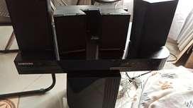 Teatro en casa Blu Ray Samsung HT-J5100K/ZL 1000 Watts