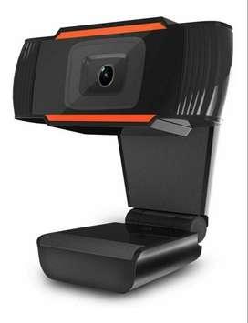 Webcam Dragontek Camara Web Hd Microfono Pc Laptop Windows.