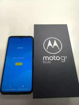 Moto g8 plus nuevo