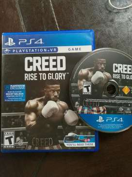 Película Creed Play 4 Vr
