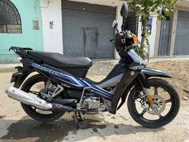 Moto Yamaha Crypton T110