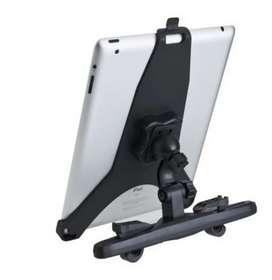 Soporte iPad 1 2 Asiento De Carro Ajustable Negro Impormel