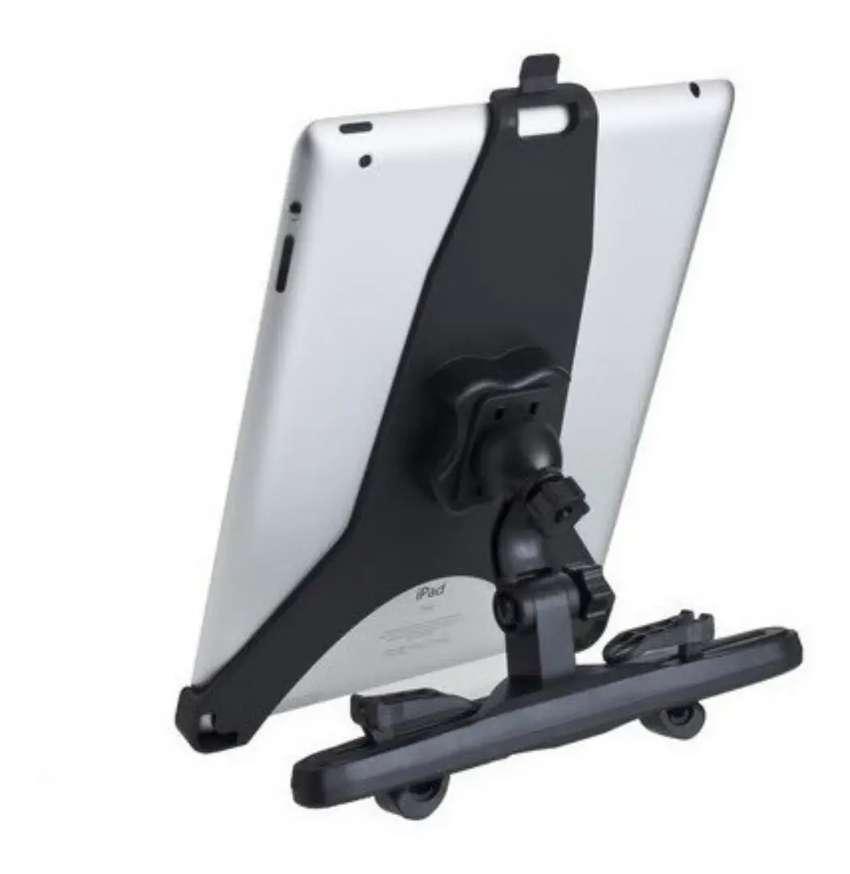 Soporte iPad 1 2 Asiento De Carro Ajustable Negro Impormel 0