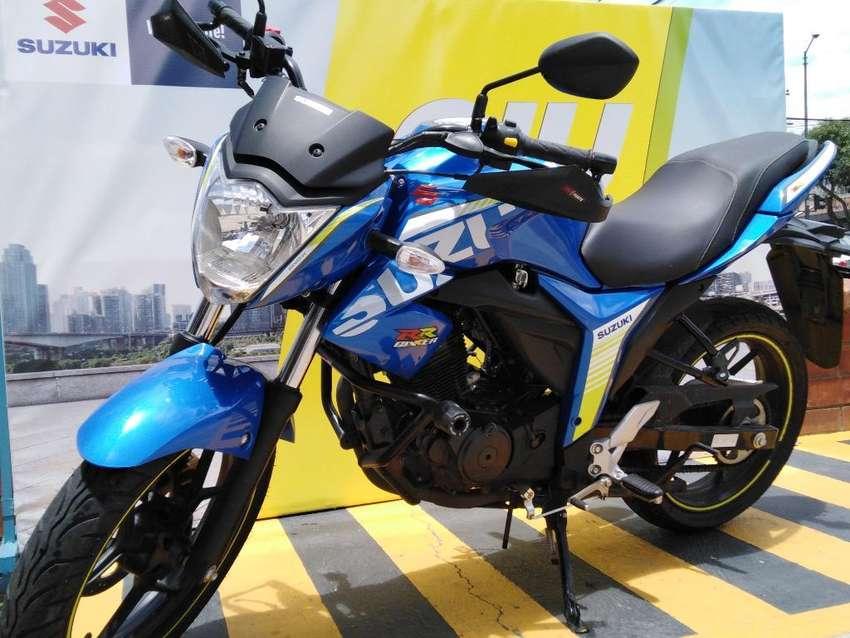 Suzuki Gixxer 150cc 0