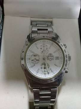 Reloj orient chonograp original