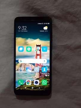 Xiaomi Redmi 7A 32 gb. 2 gb Ram - Vidrio templado y Funda de alto impacto